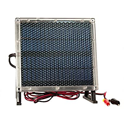Mighty Max Battery 12V Solar Panel Charger for 12V 3.4Ah Wheelchair Medical Battery Brand Product