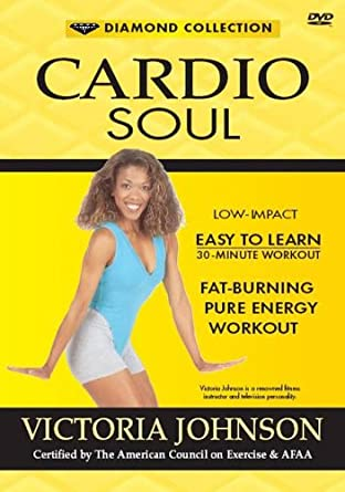 Amazon Com Cardio Soul Low Impact Easy To Learn 30 Minute Workout