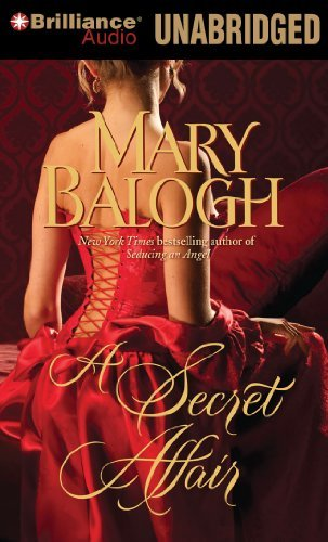 Download By Mary Balogh: A Secret Affair (Huxtable) [Audiobook] pdf epub