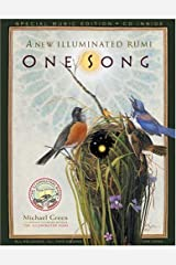 One Song: A New Illuminated Rumi Hardcover