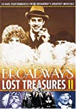 Broadway's Lost Treasures: Volume 2