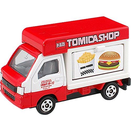 Tomica Shop (Tomica shop original Subaru Sambar movement sale car)