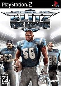 blitz the league controls ps2