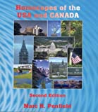 img - for Horoscopes of the USA and Canada book / textbook / text book
