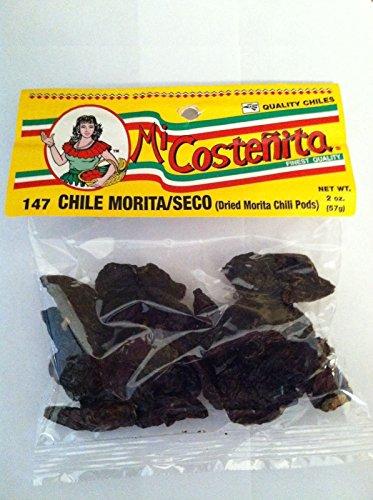 Chile Pods (Dried Chile Morita Chili Pods (Chipotle))