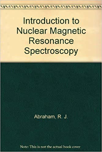 Book Introduction to NMR Spectroscopy