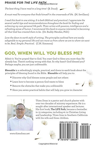 Blessable: 7 Habits of People Blessed by God (The