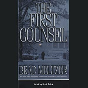 The First Counsel Hörbuch