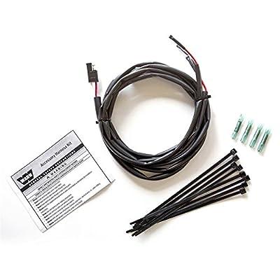 Warn 93373 Short Light Harness Kit