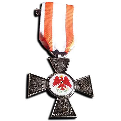 Order of the Red Eagle 4th Class WW1 German Award Medal (Eagle Award)