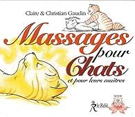 Massages pour chats par Claire Gaudin