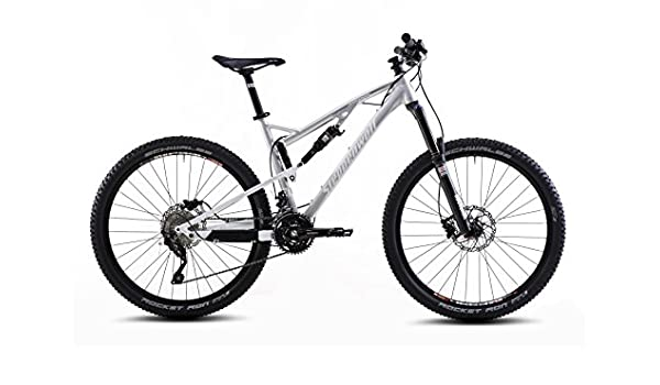 Steppenwolf Mountain Bike Fully UVP 1799: Amazon.es: Deportes y aire libre