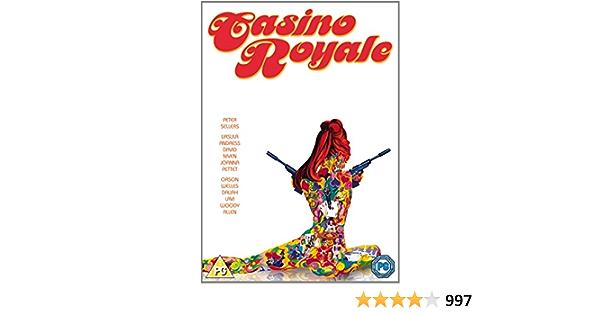 Casino Royale (1967) DVD [Reino Unido]: Amazon.es: Movie ...