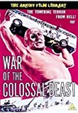 War Of The Colossal Beast poster thumbnail