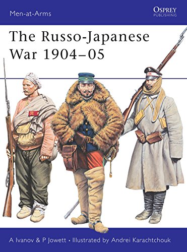 The Russo Japanese War 1904 05  Men At Arms