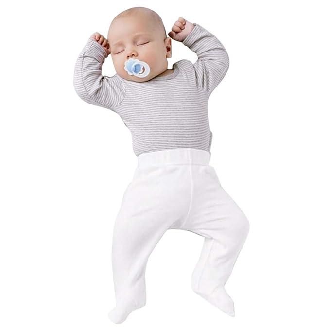 K-youth Pijamas Bebe Niña Invierno Ropa de Bebe Niño Recien Nacido ...