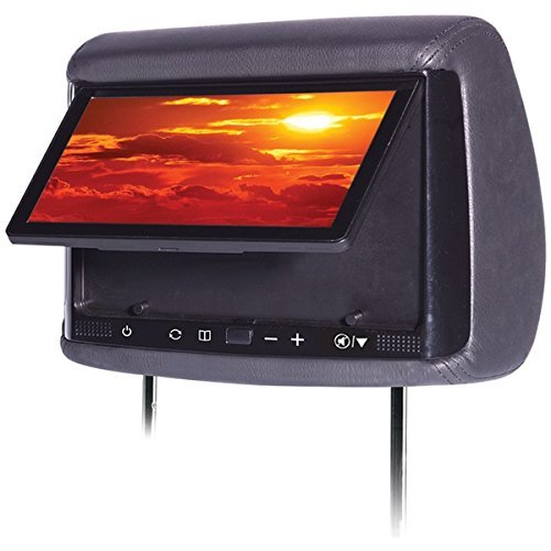 PANTHER P7 7'' Universal Headrest Monitor with DVD Player, Ir & FM Transmitters