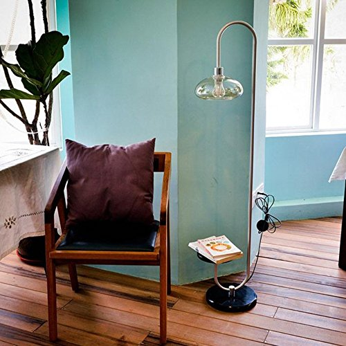 LIURONG Wohnzimmer-Stil Stehleuchte, moderne einfache Iron Creative Creative Creative Design Lampen (Farbe   A) B07F15SH7M | Authentisch  a442fe