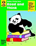 Read and Think, Grades 3-4, Phyllis Edwards, 1557994145