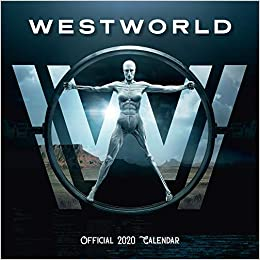 Westworld 2020 Calendar - Official Square Wall Format ...