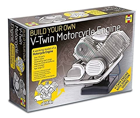 Fastcar Haynes Build Your Own V-Twin Motorcycle Engine Kit by Fastcar - V-twin Motorcycle Parts