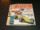 3 Iss Popular Mechanics May-Jul '62 Indy 500,Buick V6,Rotary Engines,Gyroplane