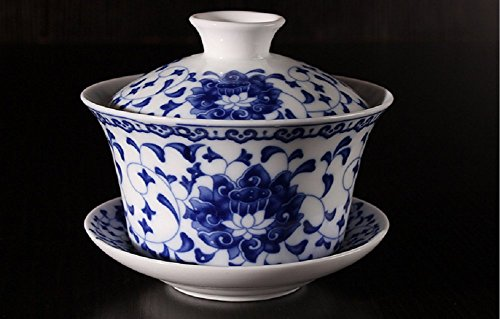 Jingdezhen Chinese Traditional Teaware Porcelain