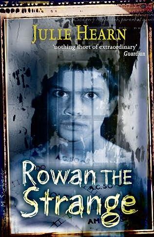 book cover of Rowan the Strange