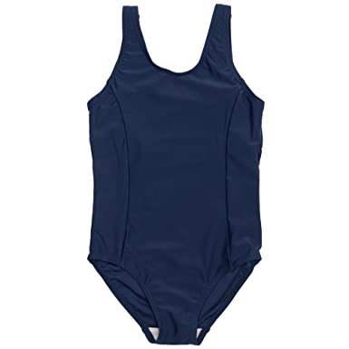 7bd991ab6e9aa スクール水着 女の子 全国標準ワンピース  キッズ 子供 小学校 スイミング 120ネイビー