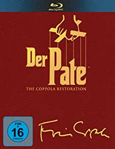 Der Pate 1-3 - Trilogy [Alemania] [Blu-ray]