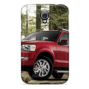Cute PC CADike Ford Sport Truck Case Cover For Galaxy S4