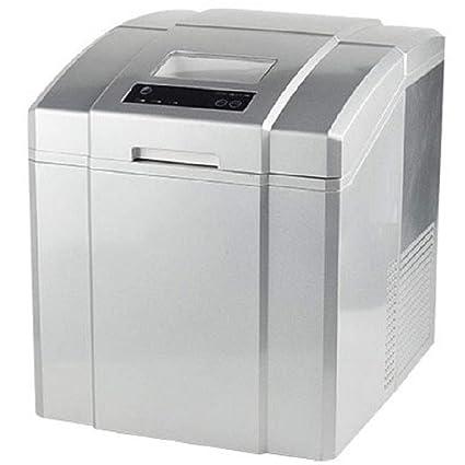 Ice machine Máquina De Hielo Comercial 25KG Ronda Tienda De Té Helado Bar Restaurante Casa 220