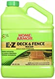 wood renew - Home Armor FG505 E-Z Deck and Fence Wash, 1-Gallon