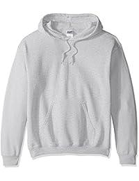 Gildan Men's Fleece Hooded Sweatshirt