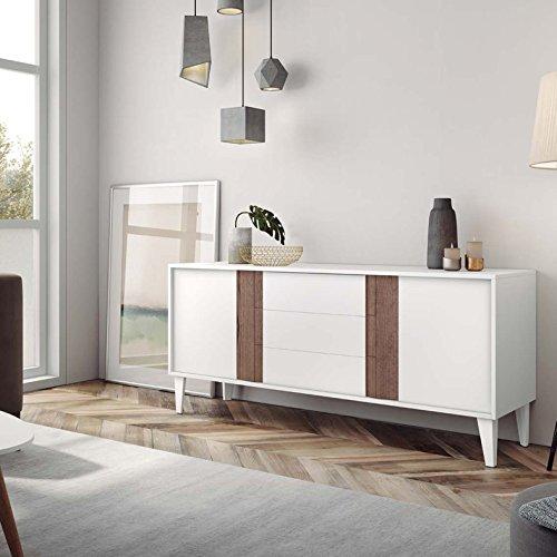 Sideboard skandinavisches Design : Kollektion MORITZ 165 165x77 ...