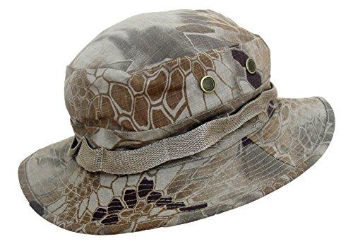 Kryptek Highlander Camo Tactical Boonie Hat  Amazon.co.uk  Sports   Outdoors 990e124bacf