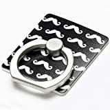 OBiDi - Universal Cartoon Ring Mobile Phone Holder WITH FREE Ring Hook For Car And Wall Using
