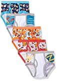 Disney Boys 5-Pack Zootopia Brief Underwear