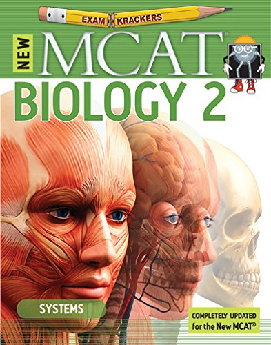 9th Edition Examkrackers MCAT Biology II: Systems