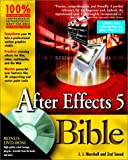 After Effects 5 Bible, J. J. Marshall and Zed Saeed, 0764536559