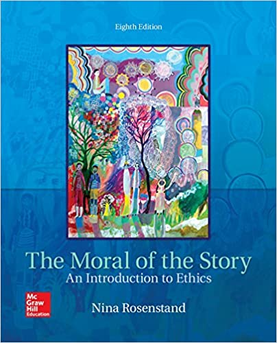Amazon the moral of the story an introduction to ethics the moral of the story an introduction to ethics 8th edition fandeluxe Image collections