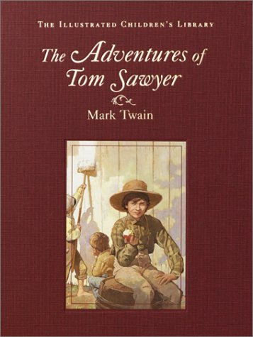 The Adventures of Tom Sawyer (The Illus Children's Library) -