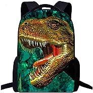 Joyloading 3D Dinosaur Animals Children Backpack Schoolbag Pupils Shoulders Bag