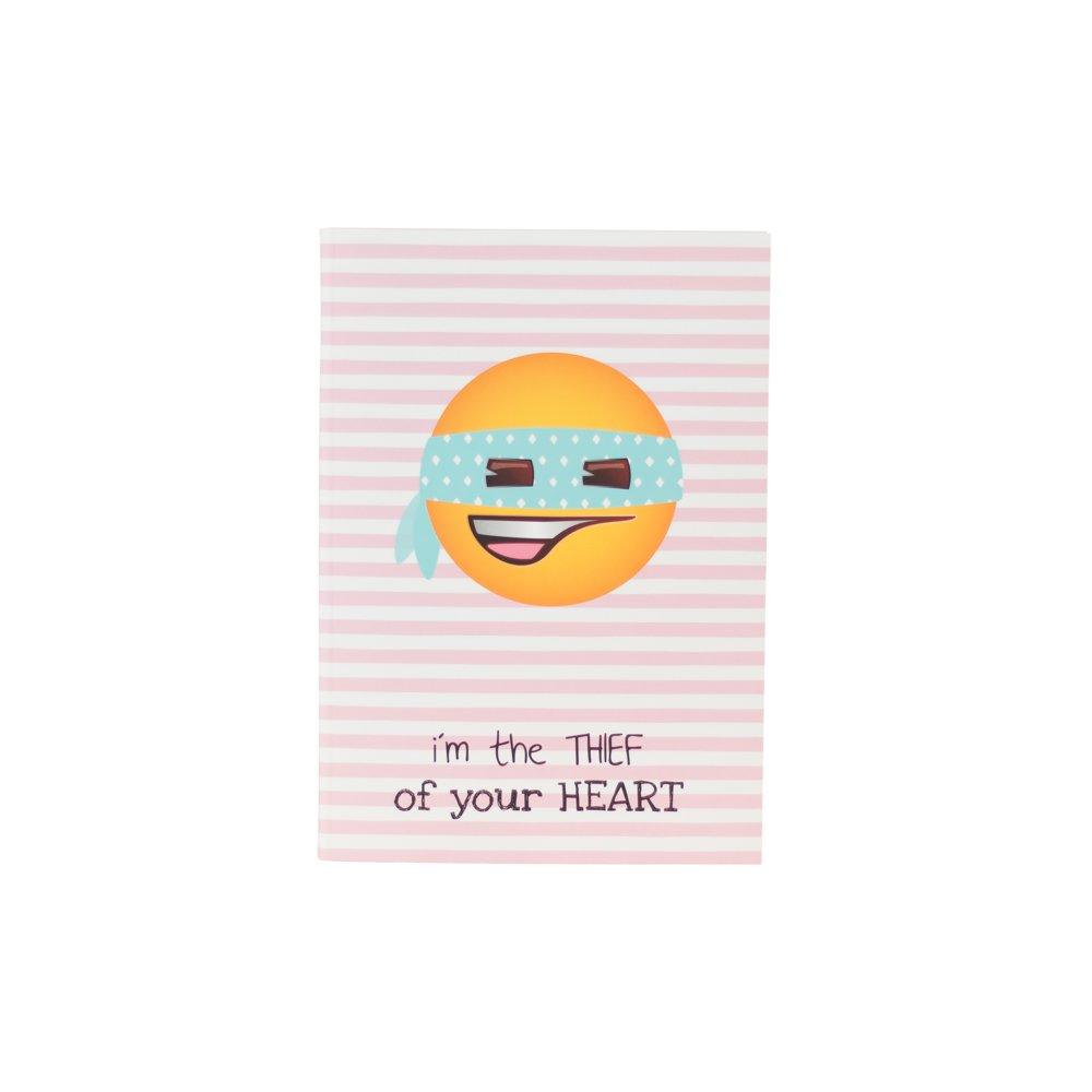 El Jardin De Noa Ebn1006d Pack 3 Notizbucher A5 Emoji By Noa El