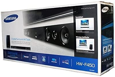 Samsung HW-F450 / HW-FM45C/ZA 2.1 Channel 280-Watt Soundbar - (Certified Refurbished)