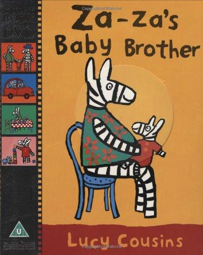 Read Online Za-Za's Baby Brother ebook