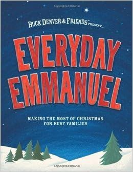 Everyday Emmanuel Christmas countdown