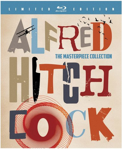 Alfred Hitchcock: The Masterpiece Collection (Limited Edition) -