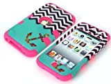 For Touch 4,Touch 4 case,iPod Touch Generation 4 4th Case,ipod touch 4 case,Pod Touch Generation 4 case,ipod touch 4 cover,ipod touch 4 cases,ipod touch cases 4,Flipcase Touch 4 hard case with 3in1 Hybrid Design hard soft back Touch 4 Case Cover for iPod Touch 4 4th Generation,ipod touch gen 4 case