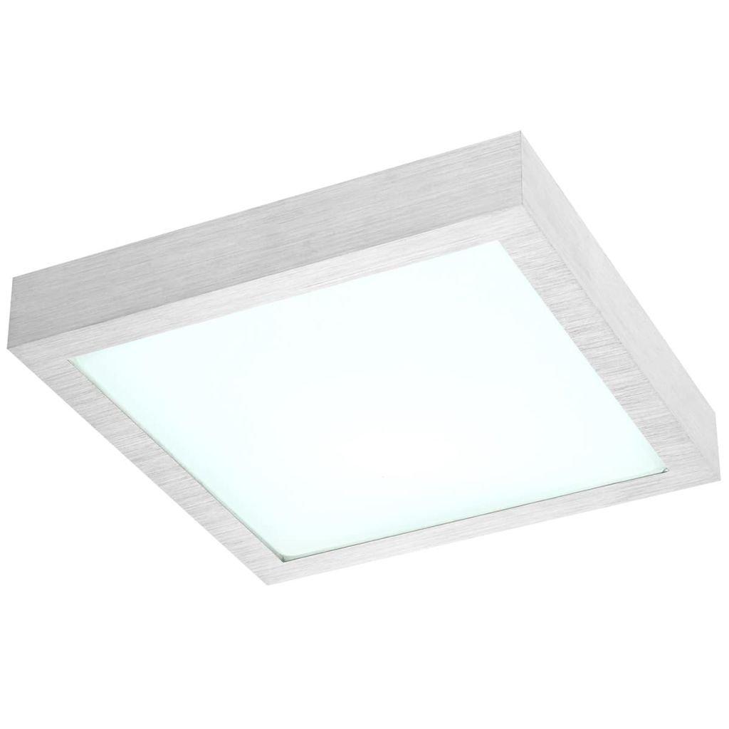 Globo Tamina LED x 1-Lámpara de pared en aluminio y acrílico ...